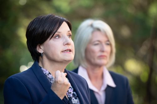 NSW Labor Leader Jodi McKay has remained defiant saying she is not stepping down.