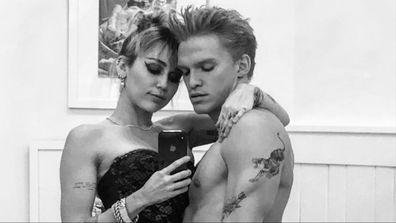 Cody Simpson, Miley Cyrus
