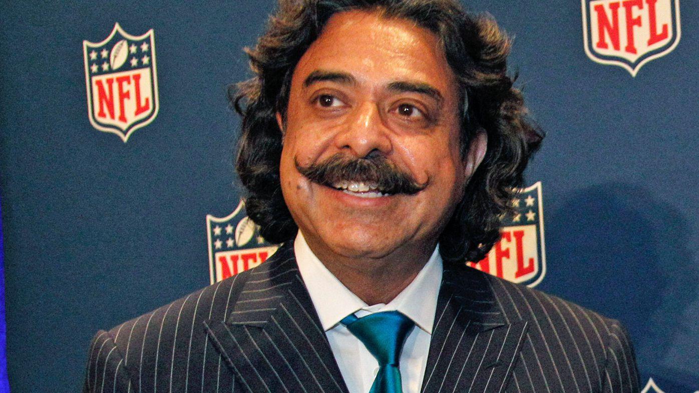 New Jacksonville Jaguars owner Shahid Khan