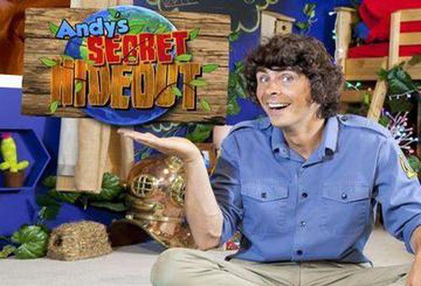 Andy's Secret Hideout