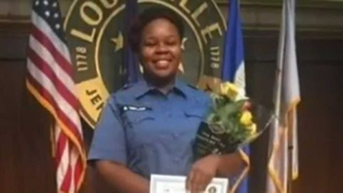 Breonna Taylor was unarmed when she was shot eight times by police.