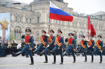 Russian Victory Day: 74 years since the end of WWII