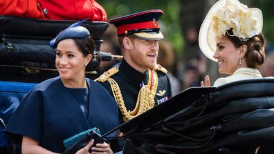 The couple has been criticised for their birthday message to Kate.