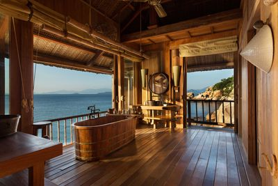 <strong>Six Senses Villas, Ninh Van Bay, Vietnam</strong>