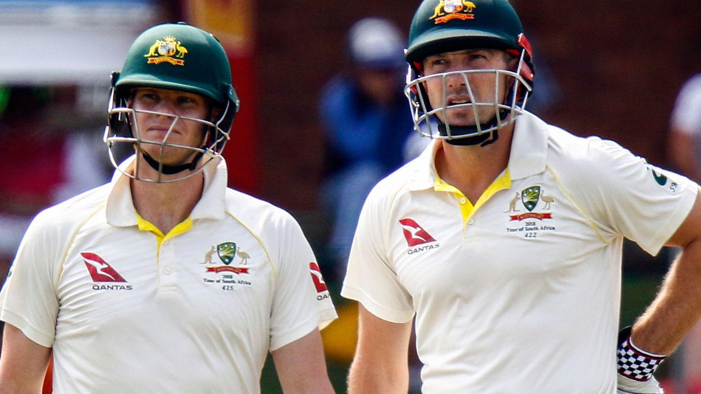 Proteas 2-153, trail Aussies by 90 runs