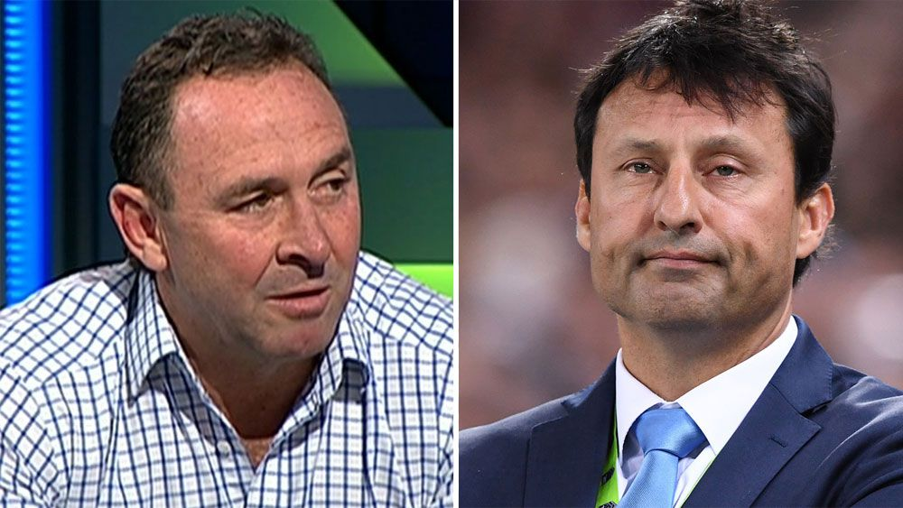 Canberra coach Ricky Stuart hasn't considered NSW State of Origin job