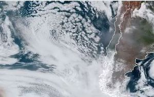 Smoke from Aussie bushfires reaches Chile