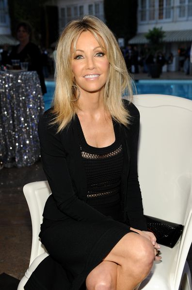 Heather Locklear, TNT 25TH Anniversary Party, 2013, The Beverly Hilton Hotel