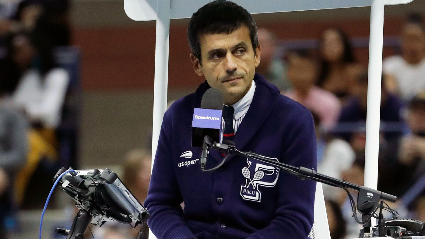 US Open chair umpire Carlos Ramos says he's fine amid Serena Williams fallout