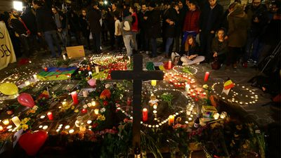 """The attacks have been condemned as """"blind, violent and cowardly"""" by Belgian Prime Minister Charles Michel. (AAP)"""