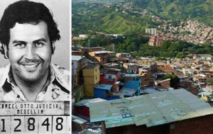 Pablo Escobar's nephew finds $25 million in cash stashed in wall of drug king's apartment