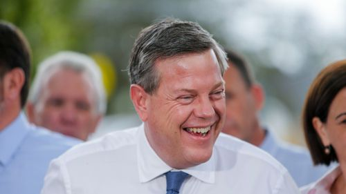 Queensland LNP leader, Tim Nicholls. (AAP)