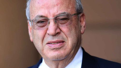 Former NSW Labor minister Eddie Obeid suffers minor stroke