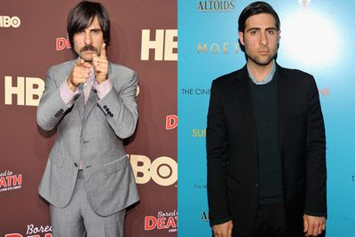 'I'm weird' and 'I don't even notice the camera.' For Jason Schwartzman, it's all in the facial expressions.