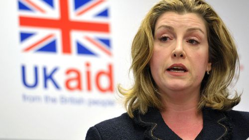 Penny Lawrence says she's ashamed of what happened on her watch. Development Secretary Penny Mordaunt is demanding that Oxfam show moral accountability and provide full disclosure about the case. She has threatened to pull public funding unless the charity reveals everything it knows about allegations. (Nick Ansell/PA File via AP)