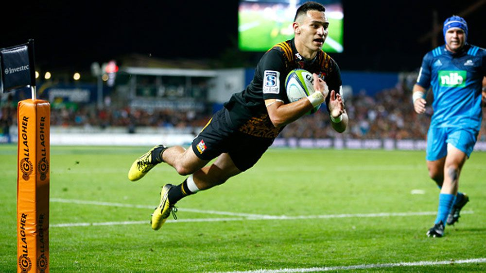Chiefs edge past Blues in Super Rugby
