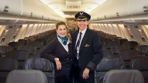 'I'd like her to stick around': Alaskan pilot to donate kidney to flight attendant
