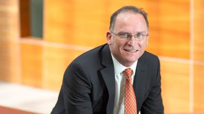 Glenn Keys has been named 2015 ACT Australian of the Year for his work as a business and philanthropic leader. A former Australian Defence Force test flight engineer, as managing director of global healthcare provider, Aspen Medical, Glenn puts corporate social responsibility at the heart of his business.  The company has its own foundation which uses a percentage of its profits to tackle major Australian health issues, particularly in Indigenous communities.  The parent of a child with an intellectual disability, Glenn is passionate about helping people with a disability to reach their potential.   As the Chairman of Special Olympics ACT, Glenn has worked tirelessly to provide opportunities for athletes with a disability to develop physical fitness, gain skills and forge friendships. (AAP)