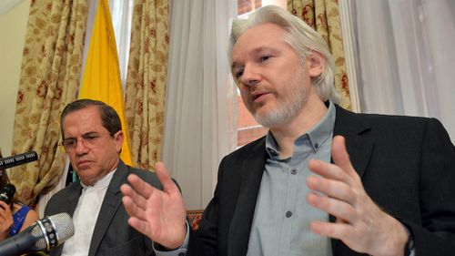 Ecuador hits back at UK government over Assange case