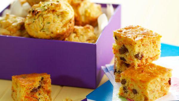 Vegie muffins