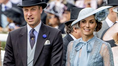 The Duke and Duchess of Cambridge at Royal Ascot 2019