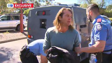 200422 Ben cousins arrest Perth Western Australia drugs crime