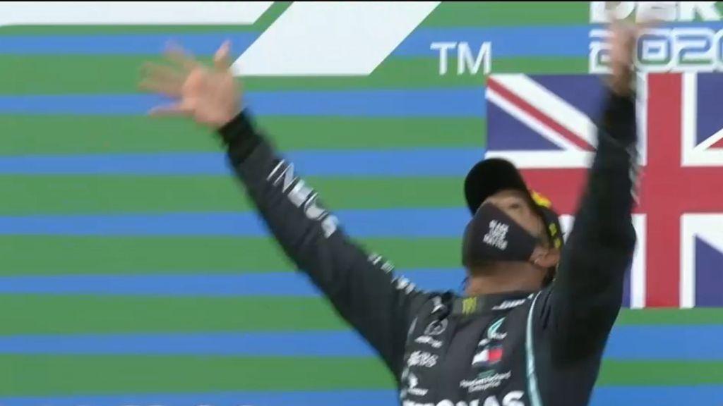 Daniel Ricciardo's first podium finish for Renault comes with special bonus
