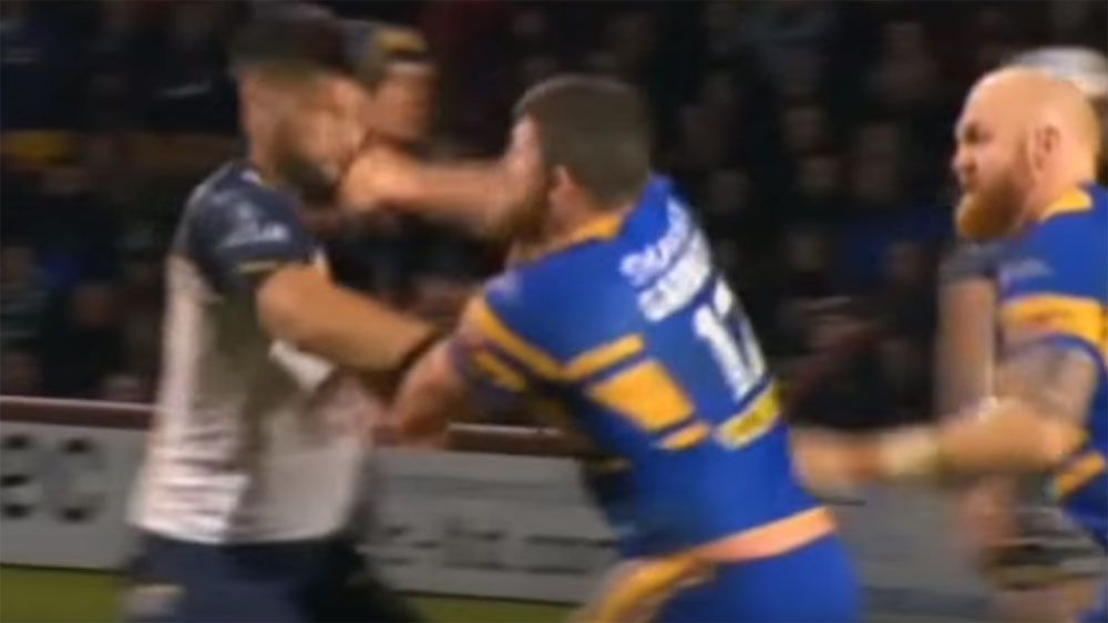 Cowboys fume over 'cheap shot' on Tamou