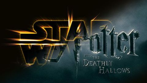SLIDESHOW: Harry Potter vs Star Wars
