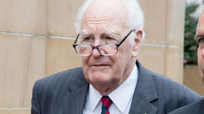 Former governor-general Peter Hollingworth 'surprised' by police review