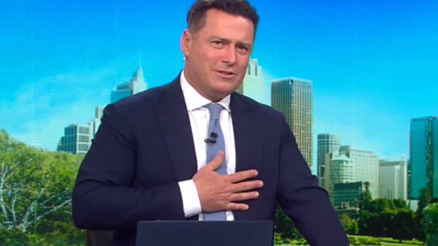 Karl Stefanovic announces co-hosting role for 2020 State of Origin series