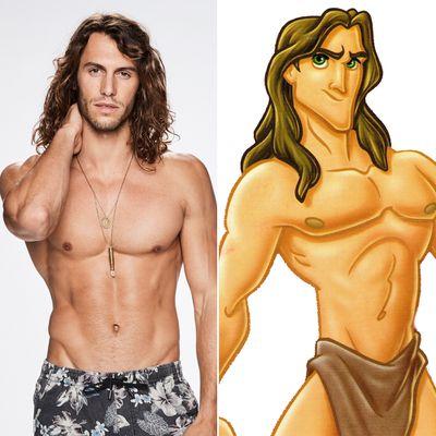 Elias = Tarzan
