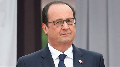 France says it won't give in to jihadists