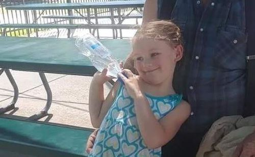 Four-year-old Emily Roberts was also killed in the blaze. Picture: Supplied