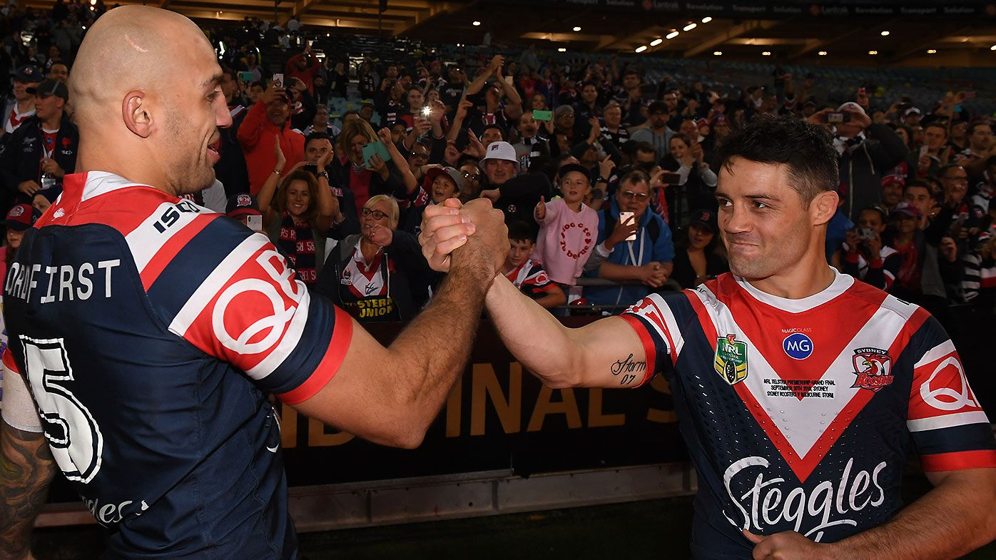 Sydney Roosters coach reveals Blake Ferguson played in NRL Grand Final with a broken leg