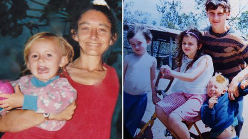 Katie O'Shea, a mother to five, went missing while on holidays in Queensland in late 2005.
