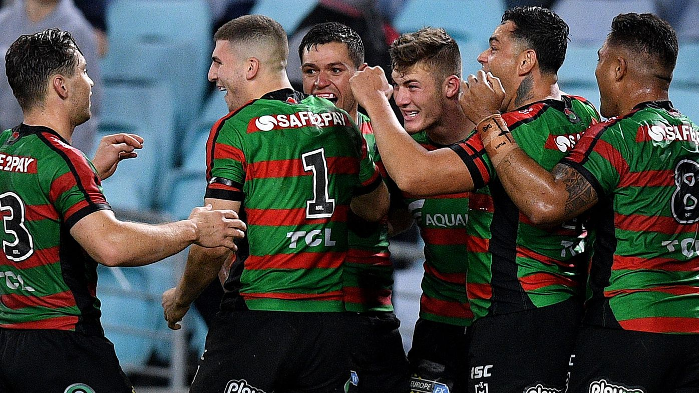 Rabbitohs down the Dragons on the bell, 20-16