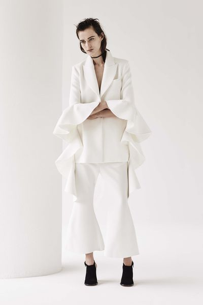 <p>Ruffles, bare shoulders and Ellery's signature flares reign this resort season. &nbsp;</p>