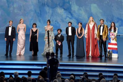Game of Thrones, cast. Emmys
