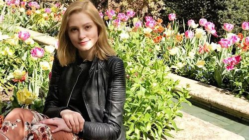 Lavinia Woodward was a promising medical student at Oxford University.
