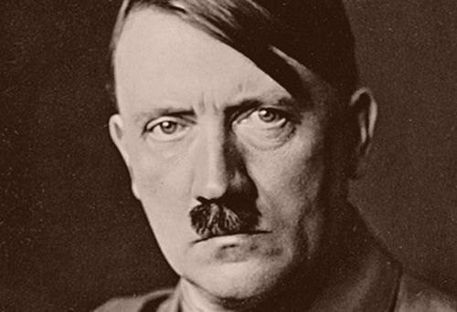 Adolf Hitler (Getty)