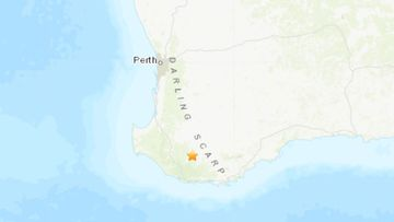 A 4.7-magnitude hit the Lake Muir region in West Australia just after midnight this morning.