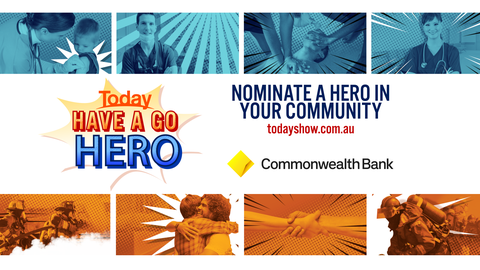 Nominate a local hero.