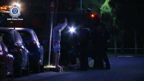 Wolli Creek shooting arrest