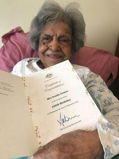 Ida letter from PM