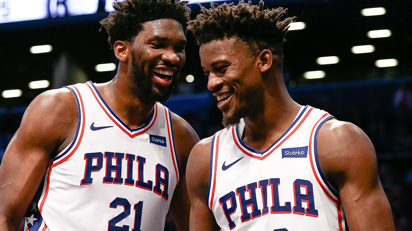 Jimmy Butler buzzer-beater gives Philadelphia 76ers comeback win over Brooklyn Nets