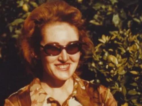 Tatiana Sokoloff was found strangled on her Haberfield balcony in 1986.