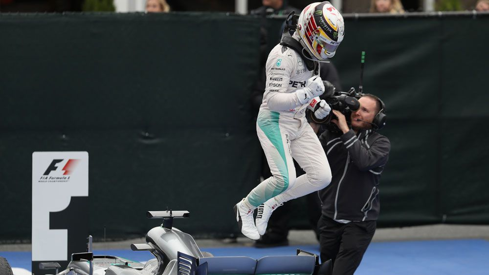 Hamilton honours Ali with Canadian GP win