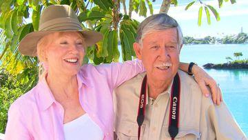 TV legend's long-lost daughter challenges widow over fortune