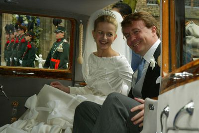 <b>Became royalty in:</b> The Netherlands</b><P>Willem-Alexander's younger brother Prince Johan Friso also married a commoner - and lost his place as second in line to the throne to do so.<P>The reason? His bride gave false information about her involvement with a drug dealer - and the Dutch government promptly refused to accept Mabel into the royal fold.